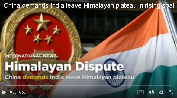 China-demands-India-leave-Himalayan-plateau_video