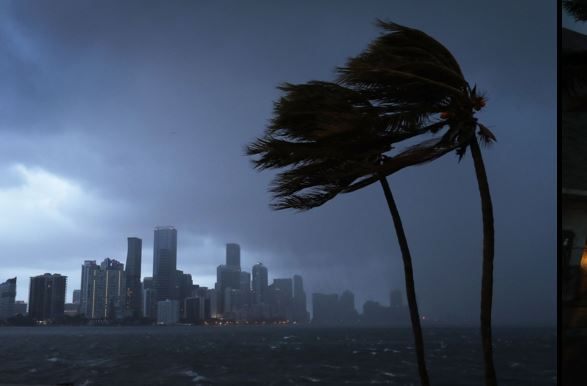 Palm-trees-blow-in-the-wind-as-Irma-start-to-reach-Miami._JoeRaedle-Getty Images
