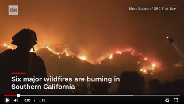 SixMajorWildfires-are-burning-inSouthernCalifornia_video