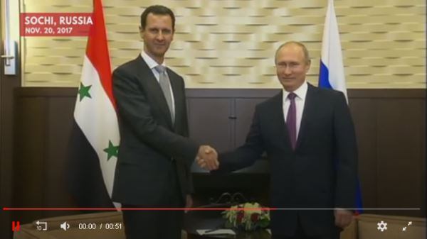 Russia'sPutin-and-Syria'sAssad-shaking-hands_video