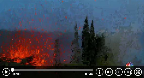 Officials warn largest Hawaii volcano eruption is 'imminent'_video