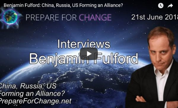 Benjamin Fulford -- China, Russia, USA Forming an Alliance --_video