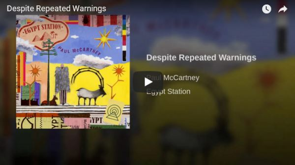 Despite Repeated Warnings_video