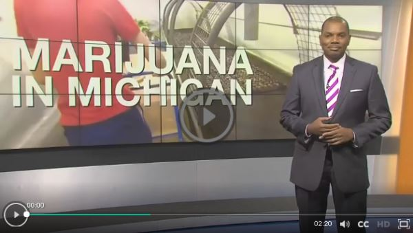 Marijuana in Michigan_video