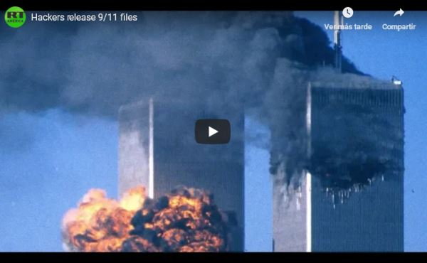 Hackers release 9-11 files_video