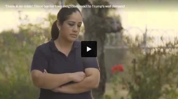 'There is no crisis'-Three border-town neighbors react_video