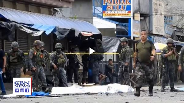 20 Dead as Bombs Target Sunday Mass in Philippine Cathedral_video